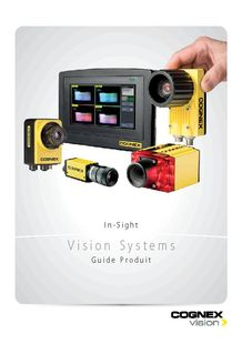 In-Sight Product Guide - COGNEX