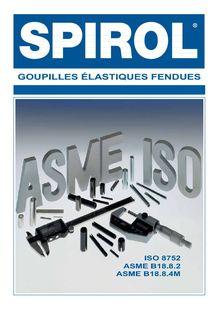 SPIROL SLOTTED PINS -
