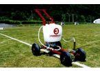 Automatic pressurization line marker : Formule 3