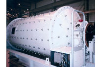 Mineral processing: Ball mills