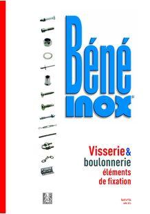 Fastening & Bolting - fixing elements (English subtitles) - BENE INOX