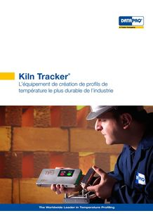 Kiln Tracker System - Optimize your firing cycle - DATAPAQ