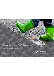 Rubber & Composites - Product List - UNIVAR