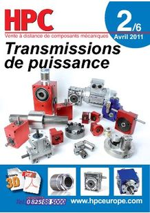 Volume 2 - Power transmission parts - ENGRENAGES HPC SARL