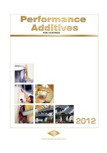 Troy additives wall chart - TROY FRANCE