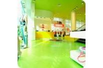 Smooth Resin Floor Finishes
