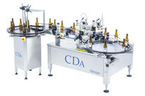 Automatic Labelling Machine for Cylindrical and Tapered Products - Ninon 1500/2500 range