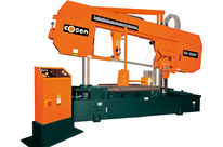 Semi-Automatic Canted Frame Straight Cutting Saws : SH-1000F