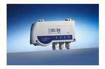 Differential pressure transmitter P 26
