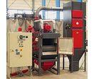 RMBC tumble belt batch machines