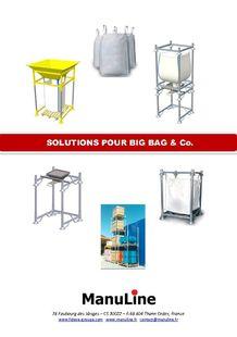 ManuLine - Solutions for Big Bag & Co. - MANULINE