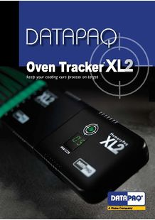 OvenTracker XL2 - Keep your coating cure process on target - DATAPAQ