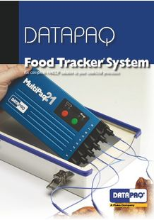 FoodTracker - the complete HACCP solution to your cook/chill processes - DATAPAQ