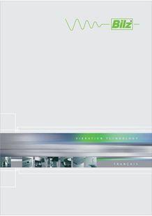 VIB et TEC Industry Booklet : BILZ Antivibration Systems  - VIB et TEC - BILZ