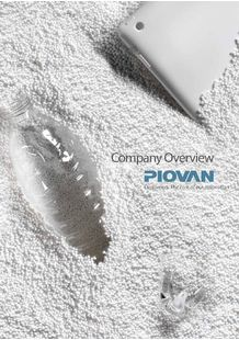 Company Overview - PIOVAN FRANCE