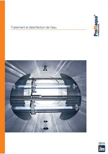 Water Treatment - Water Disinfection - ProMinent France S.A.S