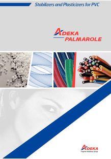 Stabilizers & Plasticizers for PVC - ADEKA PALMAROLE