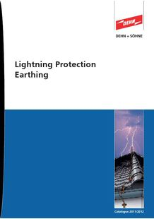 Lightning protection / Earthing - DEHN FRANCE
