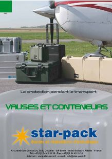 Cases and Containers - STAR PACK SA