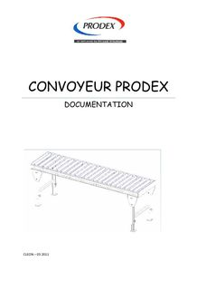 CONVEYOR - PRODEX