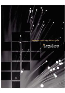 Lumasense Industrial Analyses Equipment - LUMASENSE TECHNOLOGIES