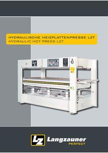 Presse with heating plates - VENTE DIRECTE SERVICE
