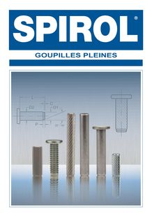 SPIROL SOLID PINS -
