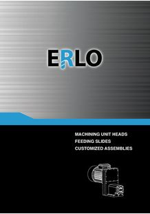Drilling unit heads ERLO - ERLO GROUP