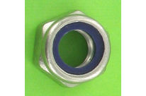 American Screws : Nylstop Lock Nut - A2 Stainless Steel - UNF