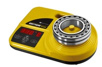 Portable induction heater for bearings up to 10 kg