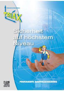TRIAX - German brochure - TRIAX