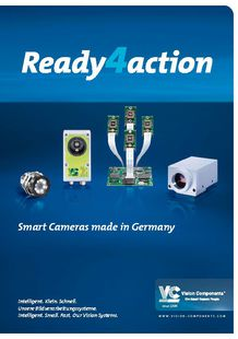 Smart Camera People - Vision Components - VISION COMPONENTS