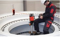 Corrective Machinery Services : Geometric alignment services