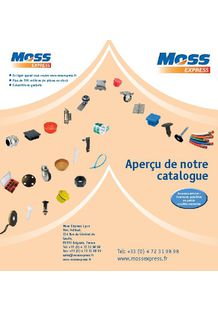 Catalogs MOSS EXPRESS SAS | Industrial products