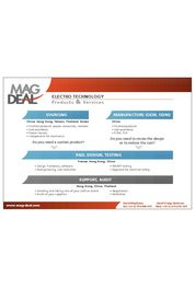 MAG DEAL, products and services
